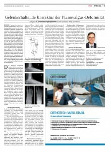 06.2016 Orthopädische Nachrichten Prof. Dr. Johannes Hamel