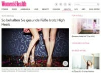 womenshealth 2018 High-Heels Dr. Fröhlich