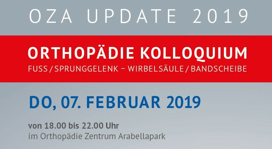 OZA Update 2019 Kolloquium