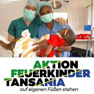 Aktion Feuerkinder Tansania