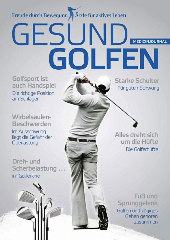 Gesund Golfen Medizinjournal 01 2012