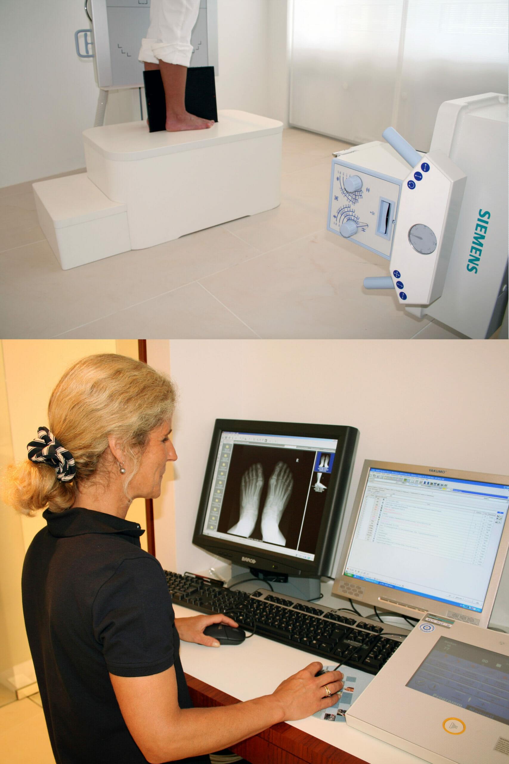 OZA-Röntgen