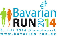 Logo Bavarian Run 2014