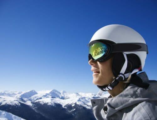Gesund und sicher Skifahren