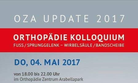 2017 OZA Kolloquium Update 2017