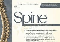 Spine journal